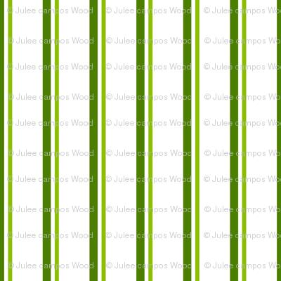 Trott Paisley Stripe