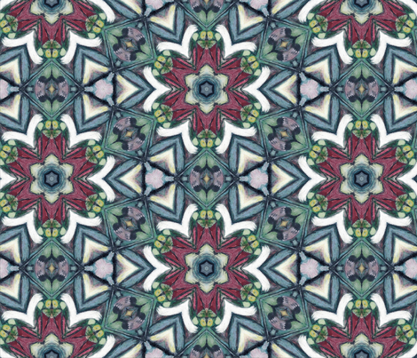 After Rouault fabric by efabrics on Spoonflower - custom fabric