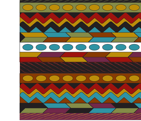 African_Print fabric by kstarbuck on Spoonflower - custom fabric