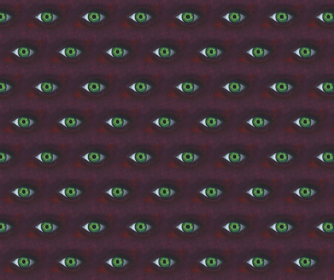 Eyes fabric by jenithea on Spoonflower - custom fabric
