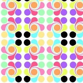 Polka Dot Twirl