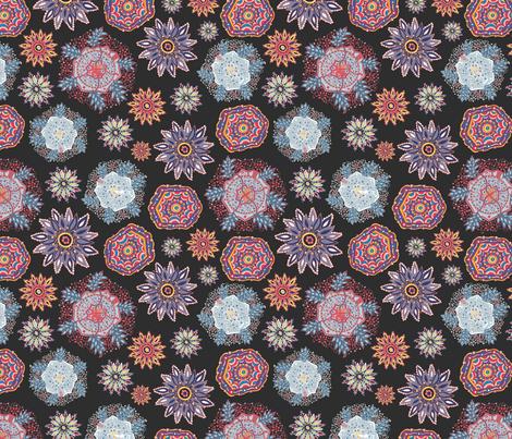 magic_life fabric by kirsten_miller on Spoonflower - custom fabric