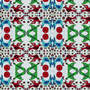 Mayan Birds