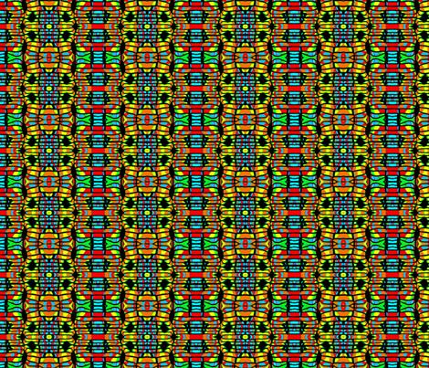 Synergy fabric by treasunique on Spoonflower - custom fabric