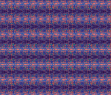 Monument blue fabric by ladywave on Spoonflower - custom fabric