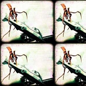 Cuttlefish Grunge