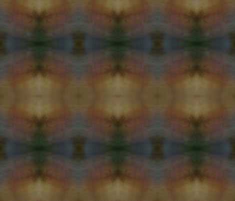 Wood Grain Rainbow fabric by ghennah on Spoonflower - custom fabric