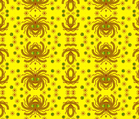 African_heritage fabric by moimisie on Spoonflower - custom fabric