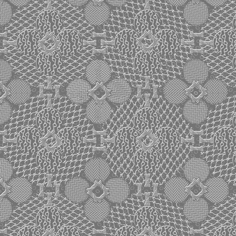 netted_and_knotted_china_silver fabric by glimmericks on Spoonflower - custom fabric