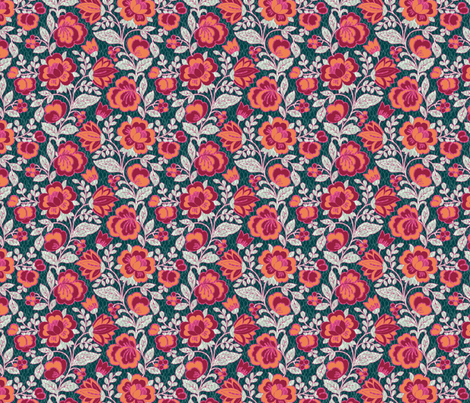 boubou2a fabric by ginger&cardamôme on Spoonflower - custom fabric