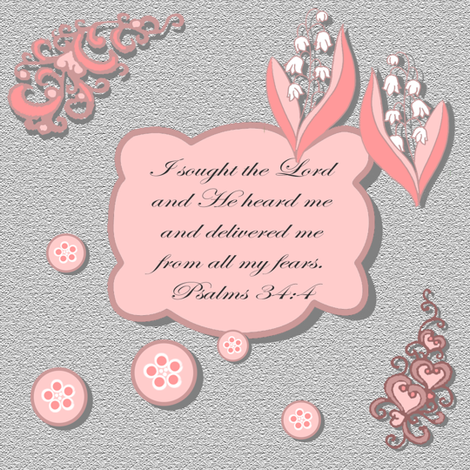 psalm 34 fabric by krs_expressions on Spoonflower - custom fabric