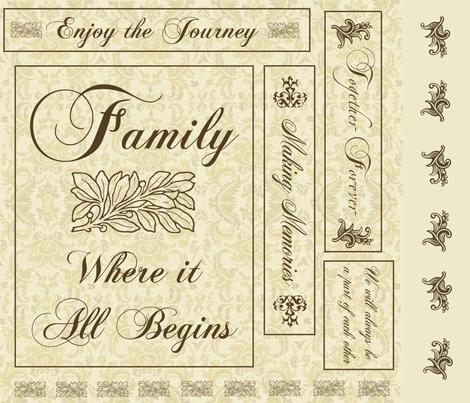 Family42x36 fabric by jo_ellen on Spoonflower - custom fabric