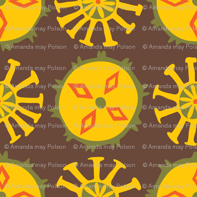 Spiny Fruit