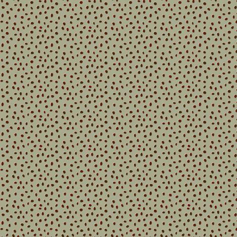 sketch_texture_dots_mud_jasper fabric by glimmericks on Spoonflower - custom fabric