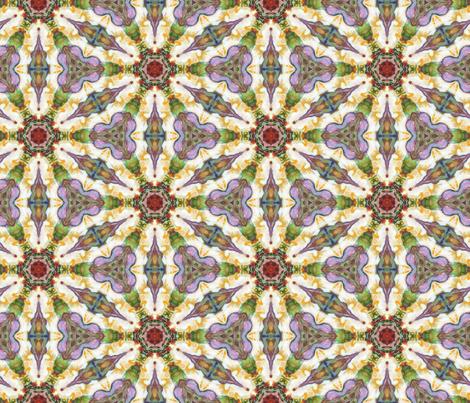 Rouault Amusement fabric by efabrics on Spoonflower - custom fabric