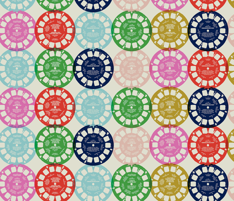 viewfinder wallpaper fabric by melodymiller on Spoonflower - custom fabric
