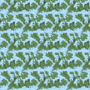 Khaki  cool leaves