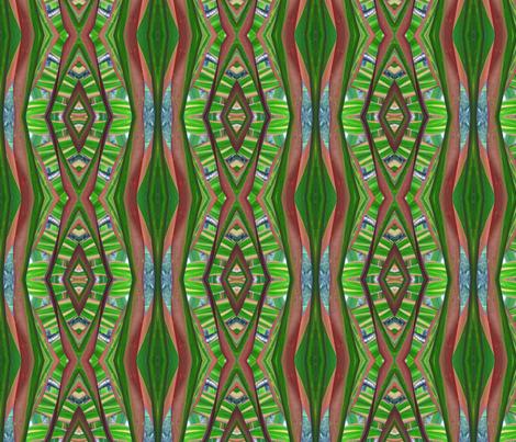 Sacred Ti fabric by efabrics on Spoonflower - custom fabric
