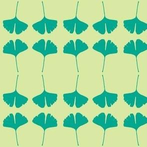 Gingko3-green/teal