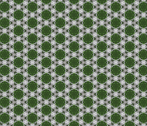 Green and White fabric by kstarbuck on Spoonflower - custom fabric