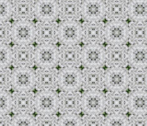 Snowflake Blocks fabric by kstarbuck on Spoonflower - custom fabric