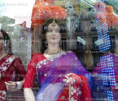 Sari Shop, Paris