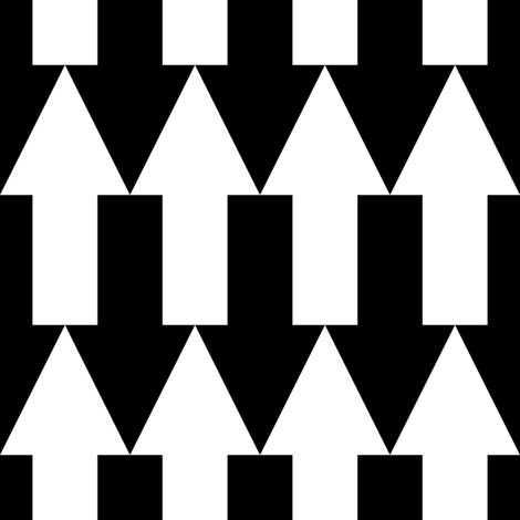 arrow 2mg plain fabric by sef on Spoonflower - custom fabric