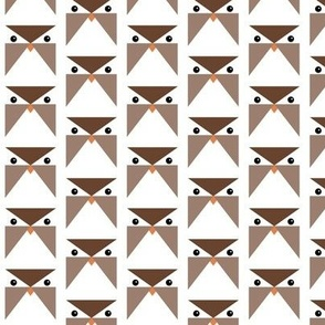 Geometric bird
