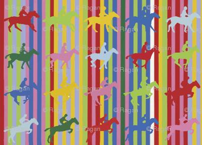 Muybridge stripe