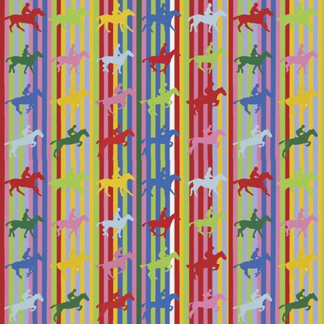 Muybridge stripe fabric by ragan on Spoonflower - custom fabric