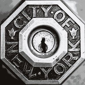 City Doorknob 1