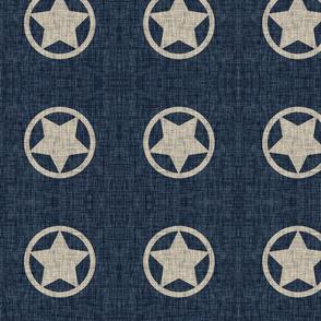 Western Star 17cm - denim
