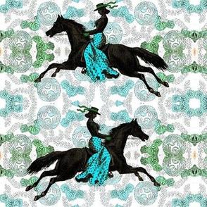 Flamenco Horse