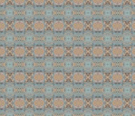 Chattaqua_Blue fabric by gargoylesentry on Spoonflower - custom fabric