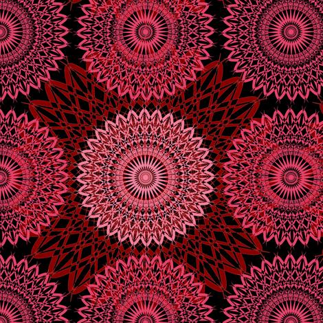Grandma Neo - Rose fabric by telden on Spoonflower - custom fabric