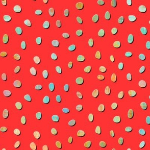 sketch_texture_dots_hot_coral_4x