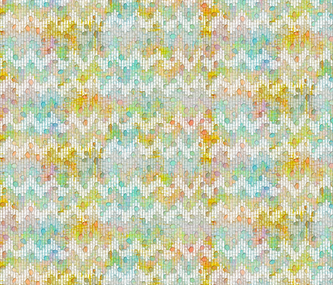 sketch_texture_inuit_ikat_dots fabric by glimmericks on Spoonflower - custom fabric