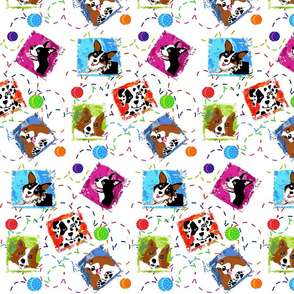 dog_squares_with_bouncing_balls