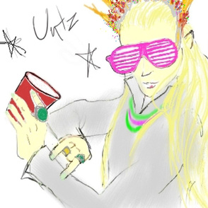 Party King Thranduil Is Fab