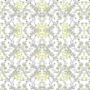 Intricate Floral Pattern