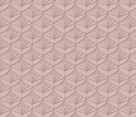 scalloped_scales_01a fabric by glimmericks on Spoonflower - custom fabric