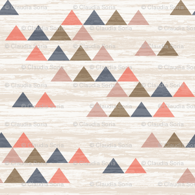 Weathered Triangles