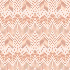 Hand drawn Chevron