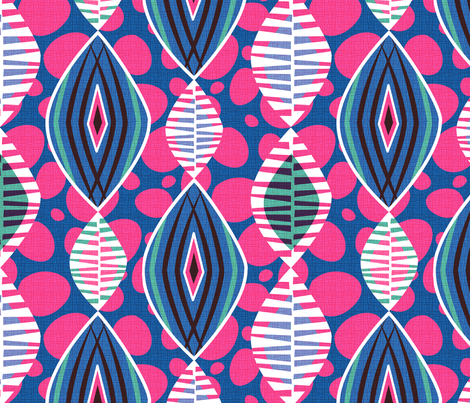 BOUBOU ! fabric by demigoutte on Spoonflower - custom fabric