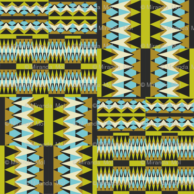 African Inspired - Miranda Mol