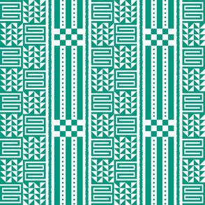 kijani tribal pattern