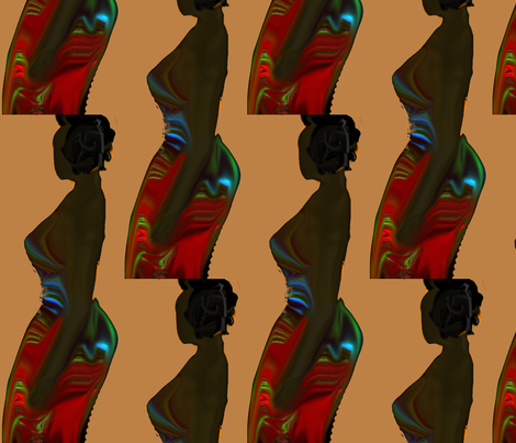 Mother Africa fabric by lizaalk on Spoonflower - custom fabric
