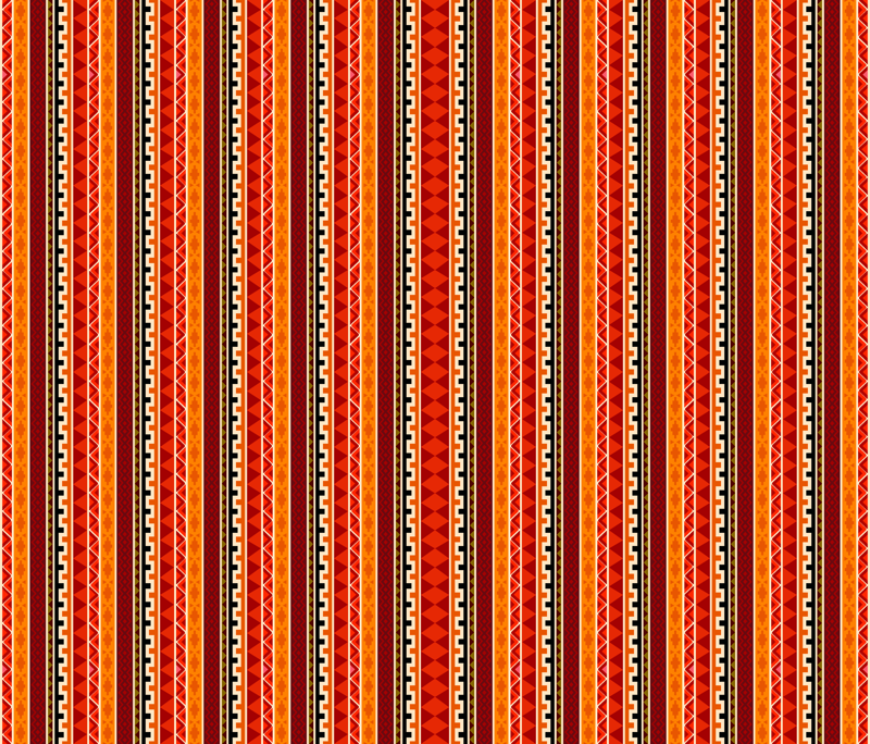 African Tafari Tribal Pattern fabric holladaydesigns Spoonflower New African Tribal Patterns