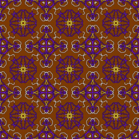 Dawn fabric by knita on Spoonflower - custom fabric