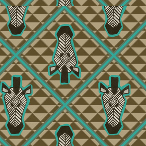 African-inspired
